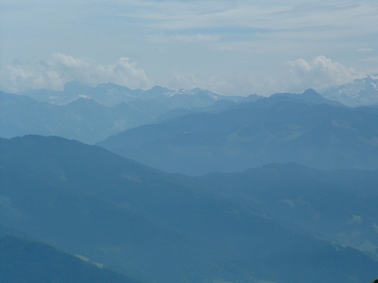 austria mountains alps free photo