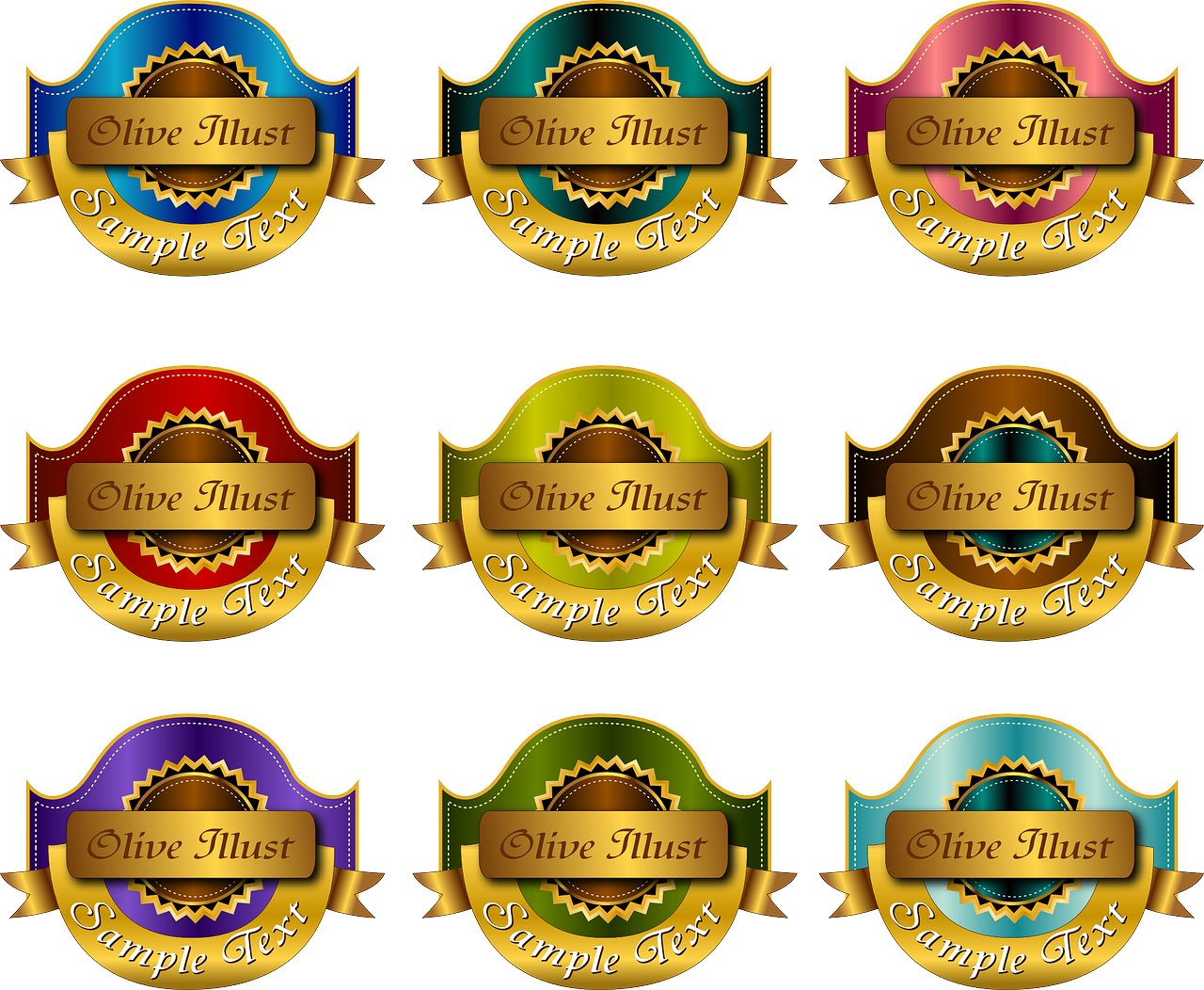 award badge accolade free photo