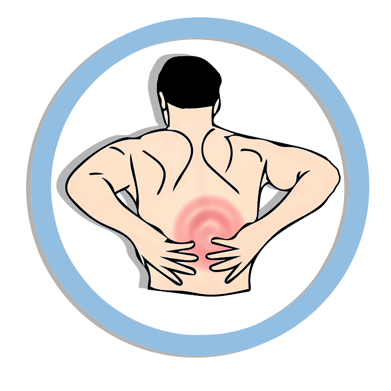 Download Free Photo Of Back Pain Pain Doctor Body Back From Needpix Com
