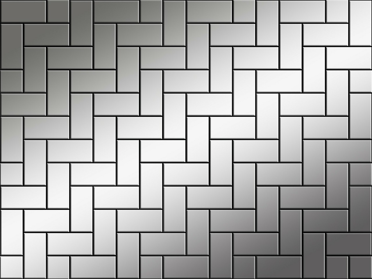 background silver tile free photo
