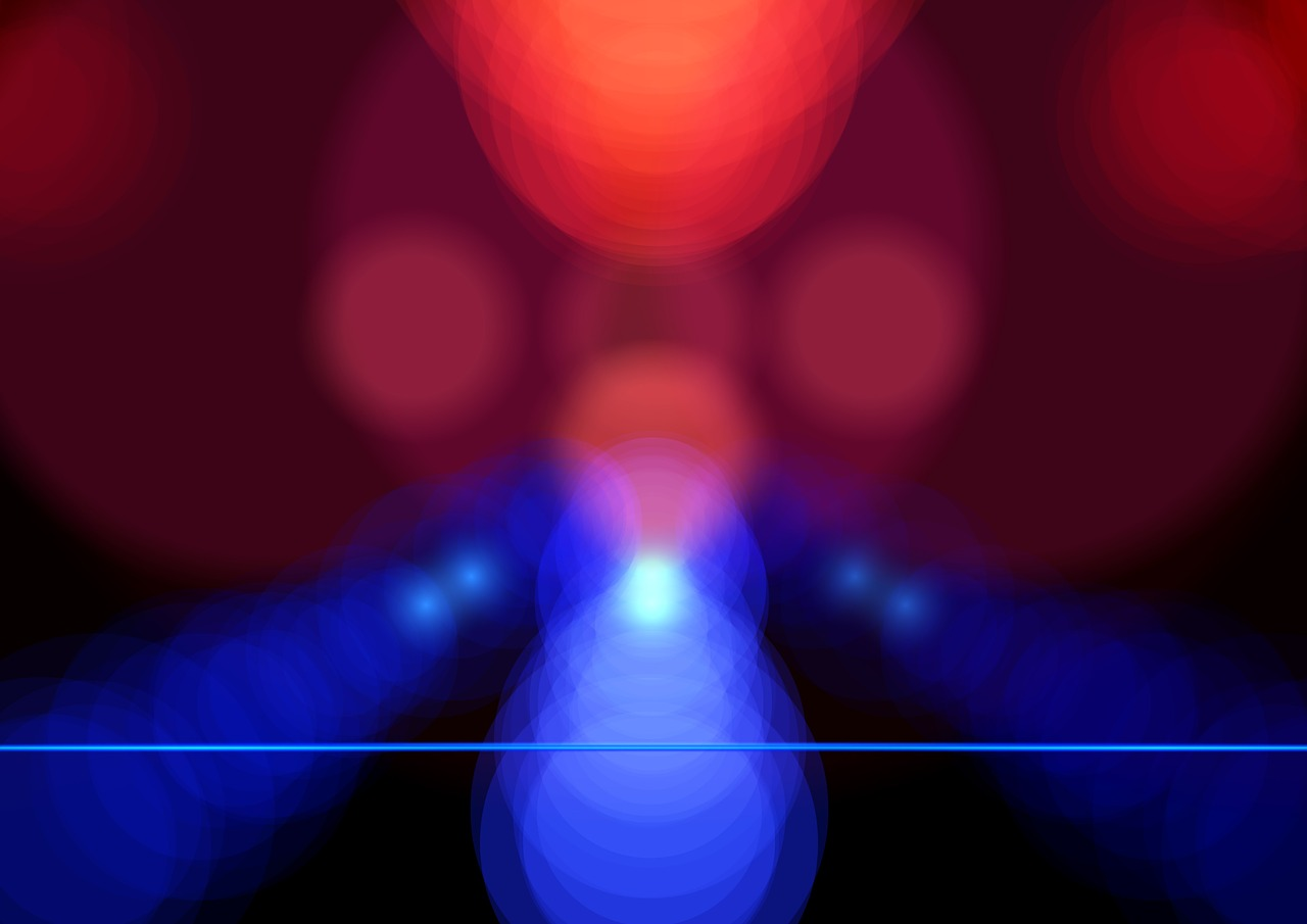 background bokeh abstract free photo