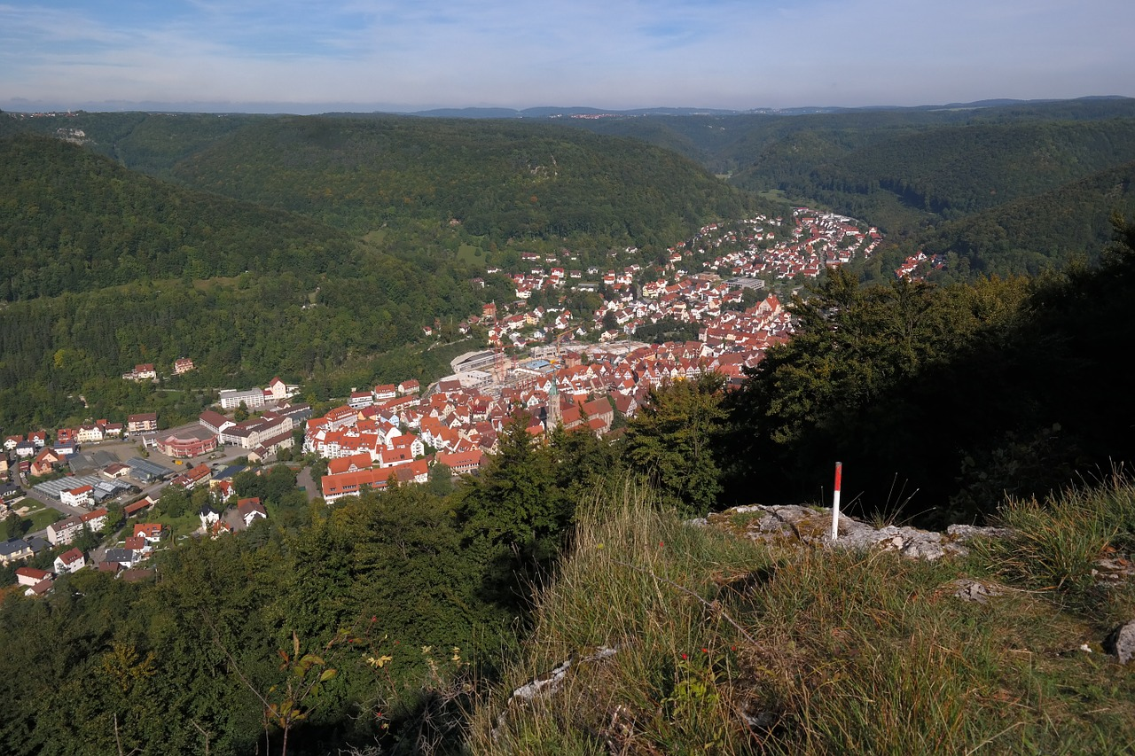 bad urach valley urach free photo