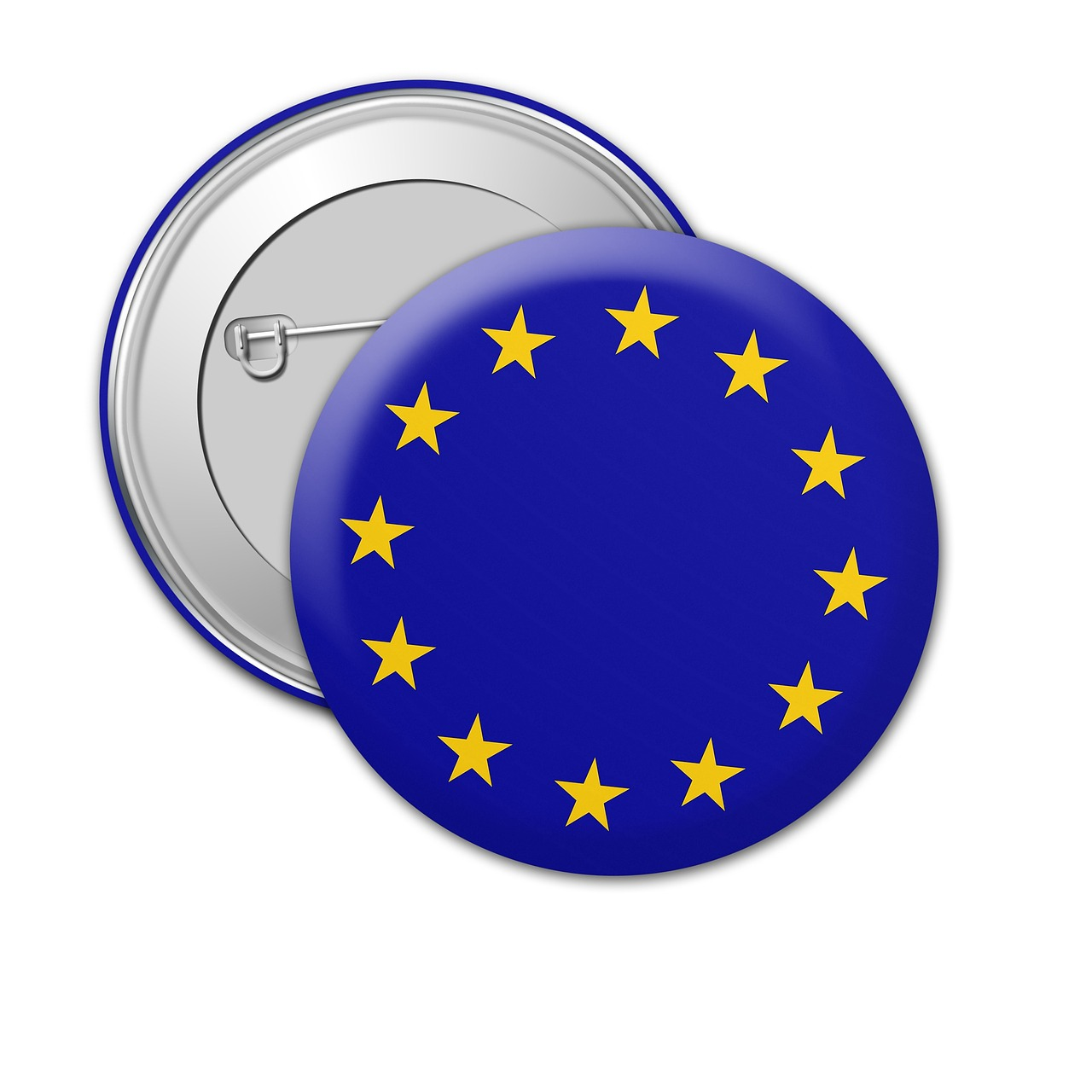 badge brexit metal free photo