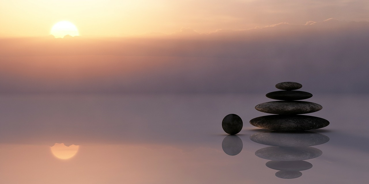 balance meditation meditate free photo