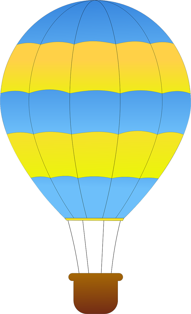 balloon fly hot air balloon free photo