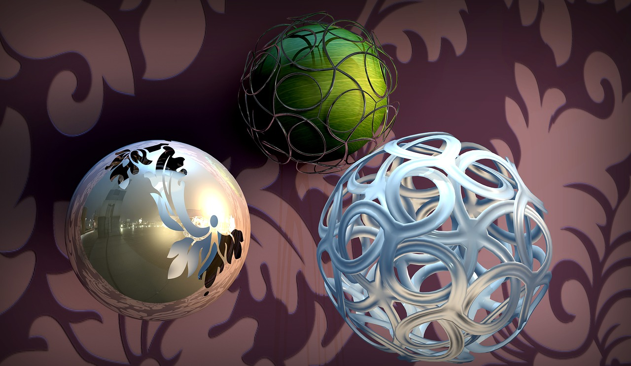 Christbaumkugeln Material.Balls Animation Material Test Show Me Application Free Photo From