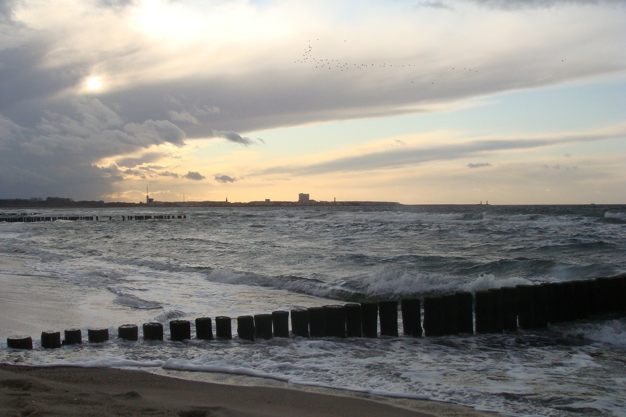 baltic sea germany northern germany free photo