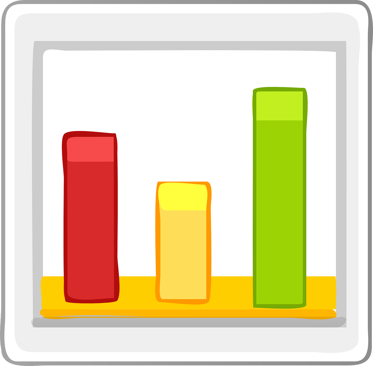 bar chart graph free photo