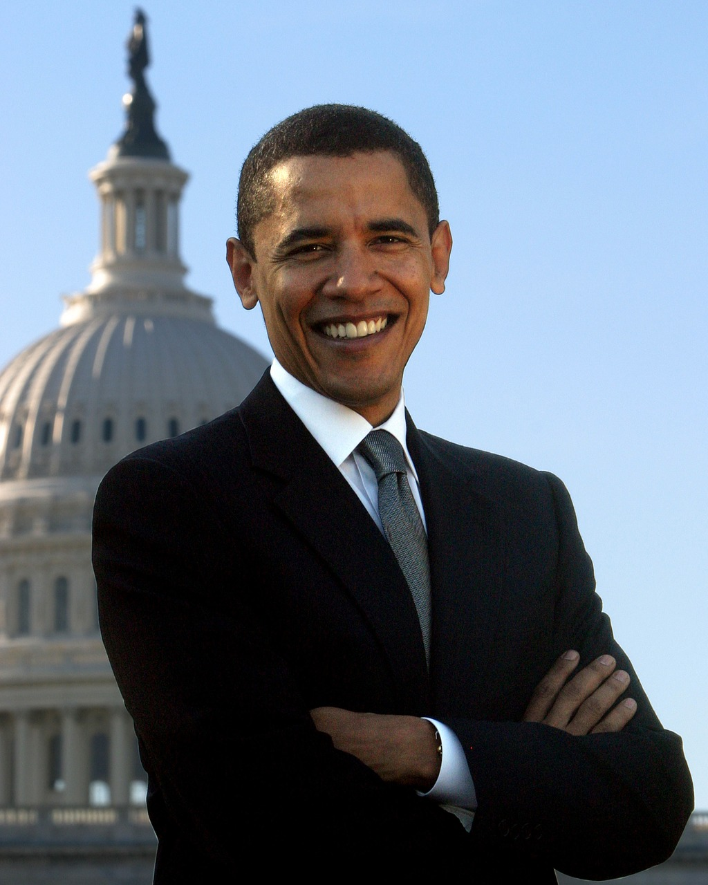 barack hussein obama president usa free photo