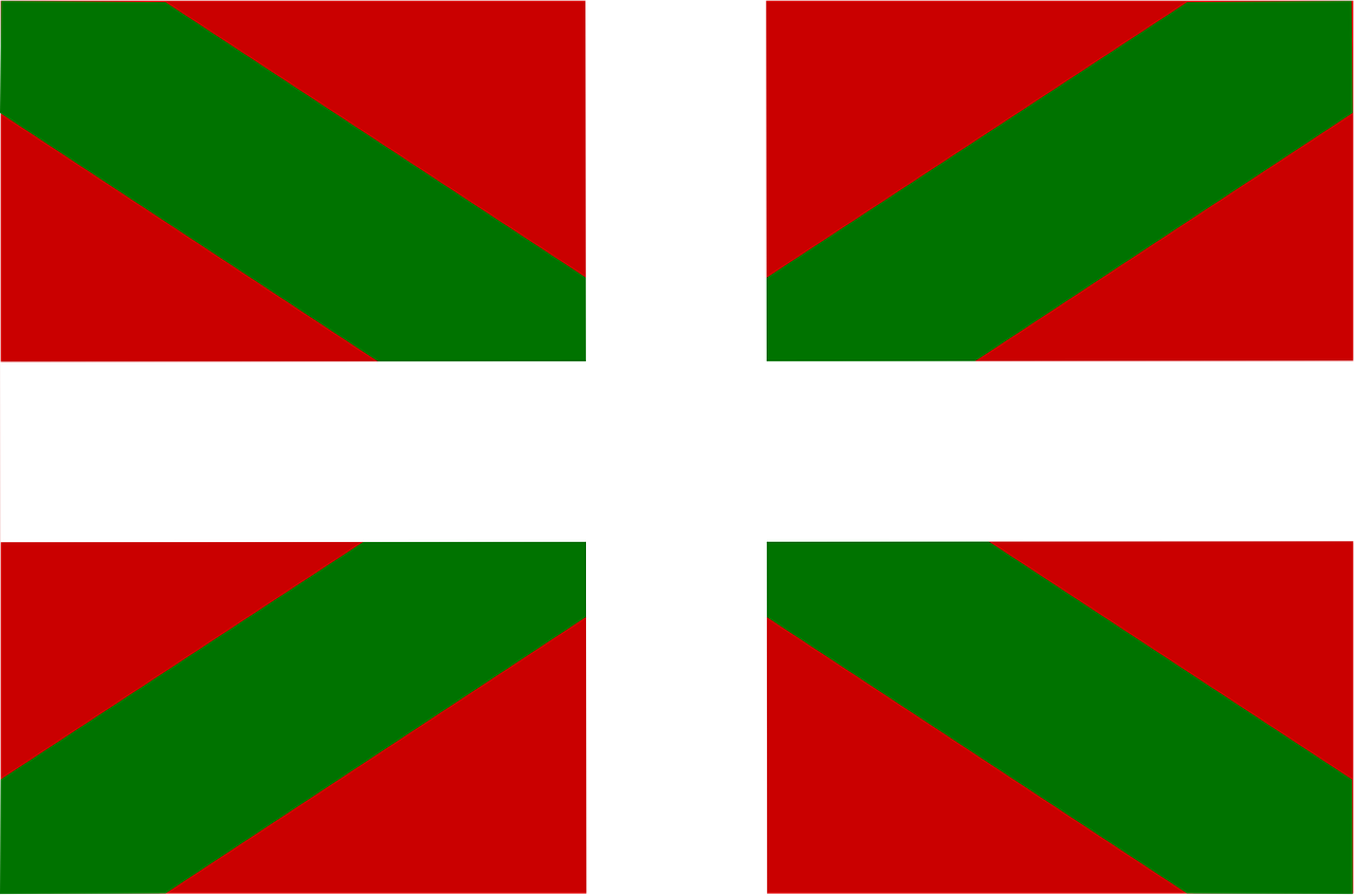 basque flag spain free photo
