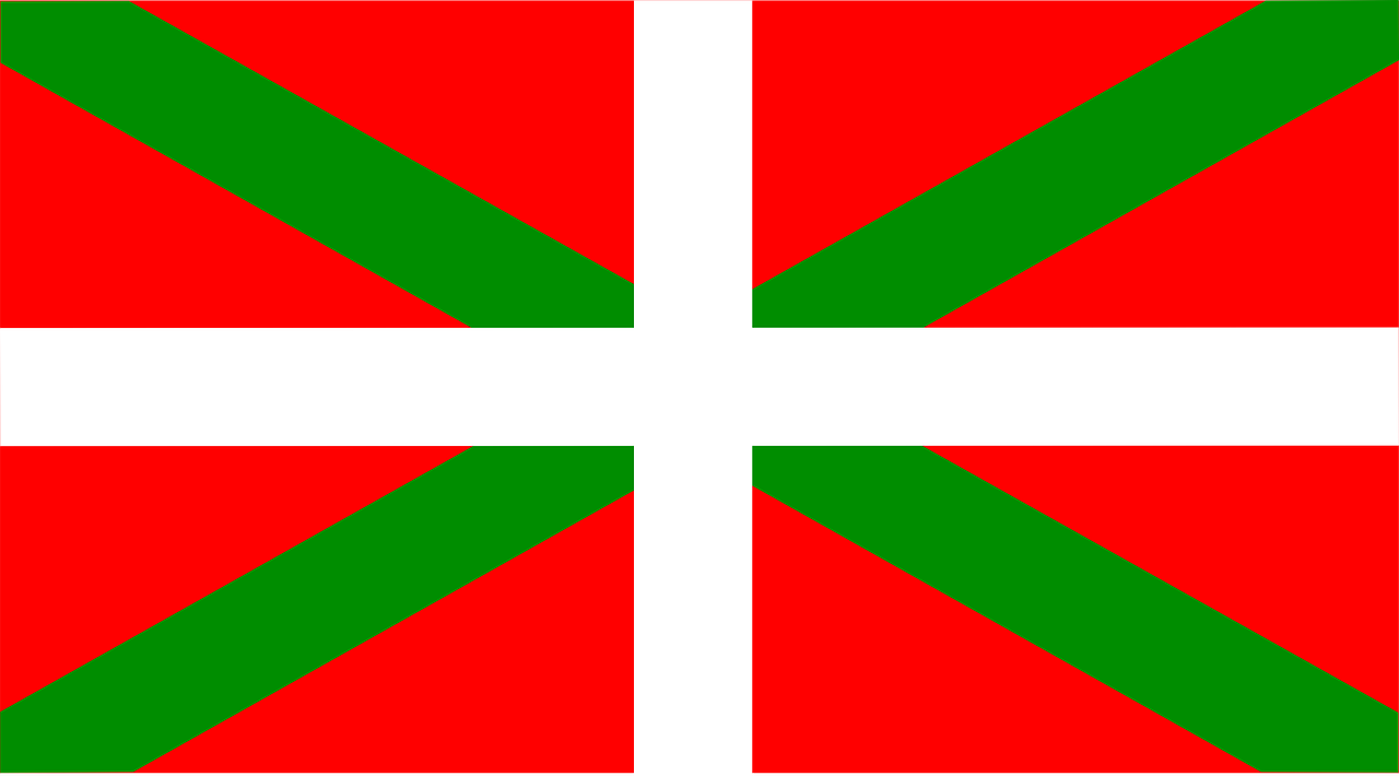 basque flag province spain free photo