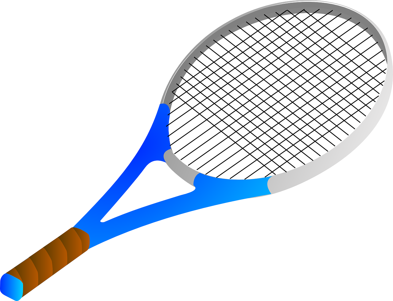 bat tennis blue free photo