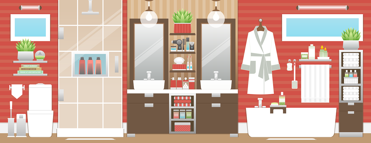 Download Free Photo Of Bathroom Bathroom Interior Design Interior Design Mirror From Needpix Com