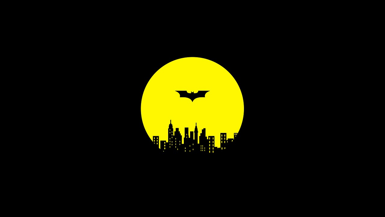 Batman Gotham City Night Guardian Darknight Free Photo From