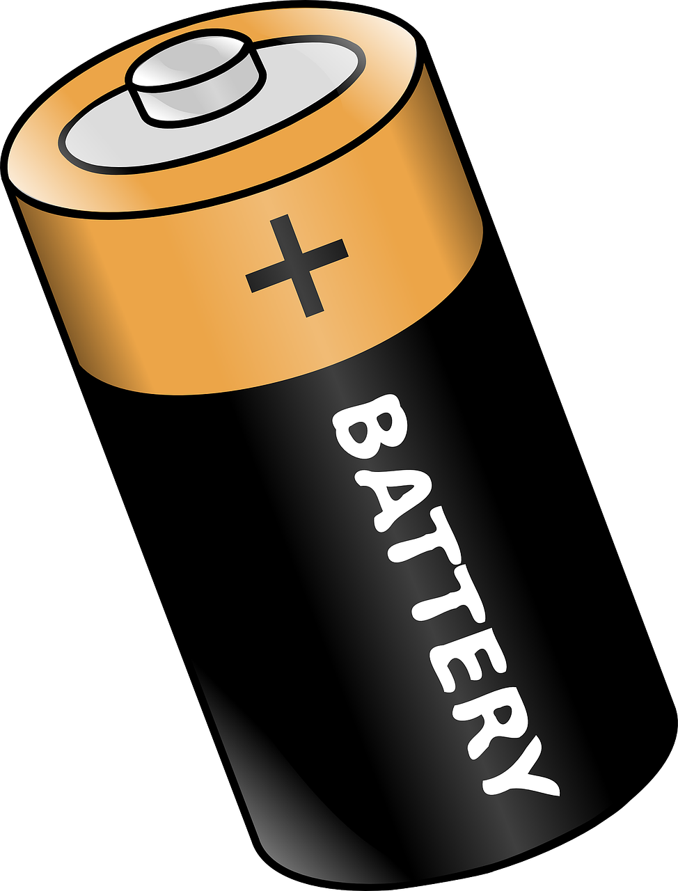 battery alakaline battery battery power free photo