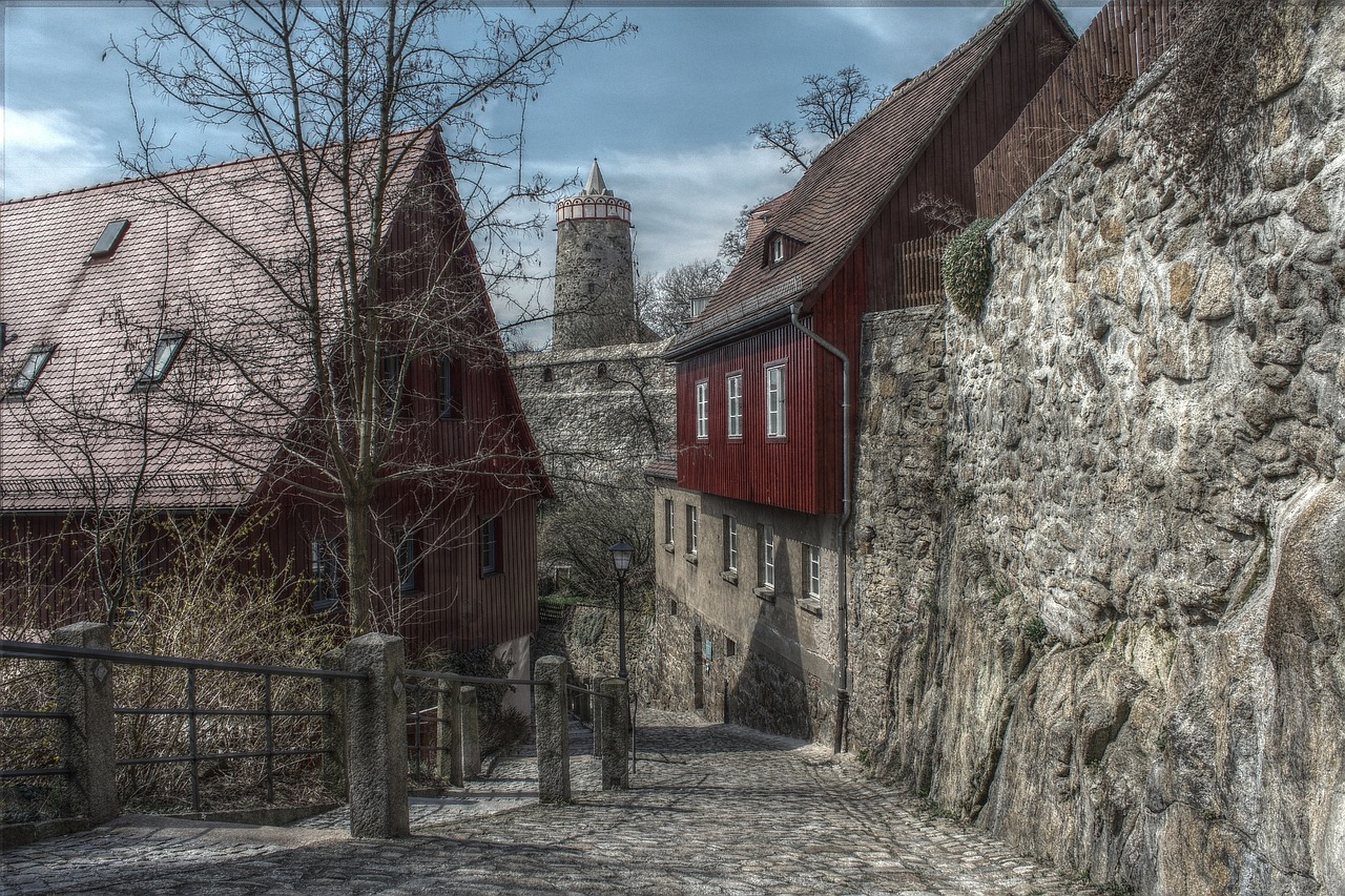 bautzen old town city free photo
