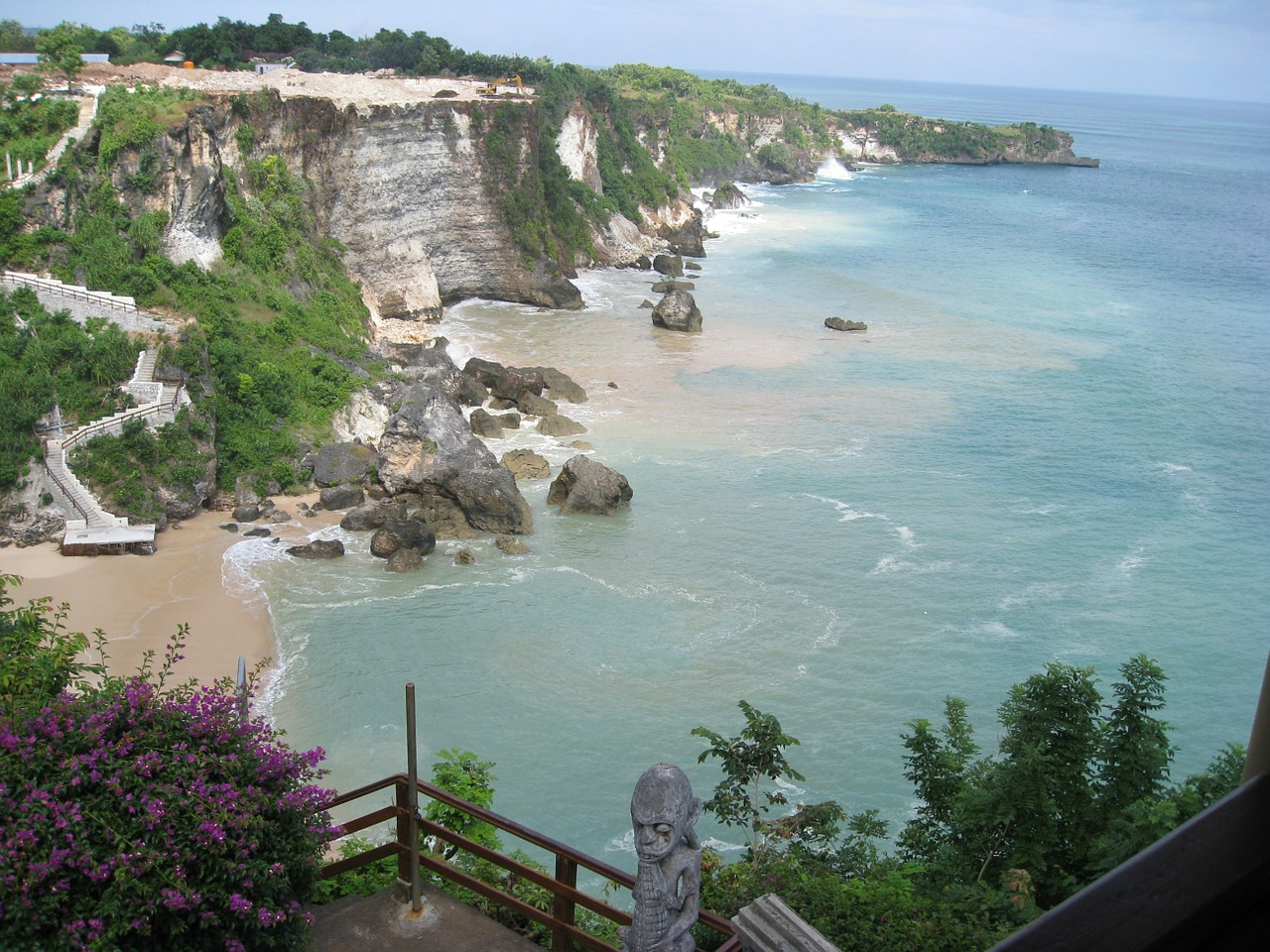 beach indonesia bali free photo