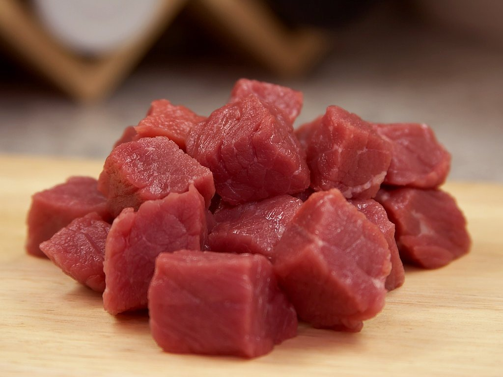 beef raw ingredient free picture