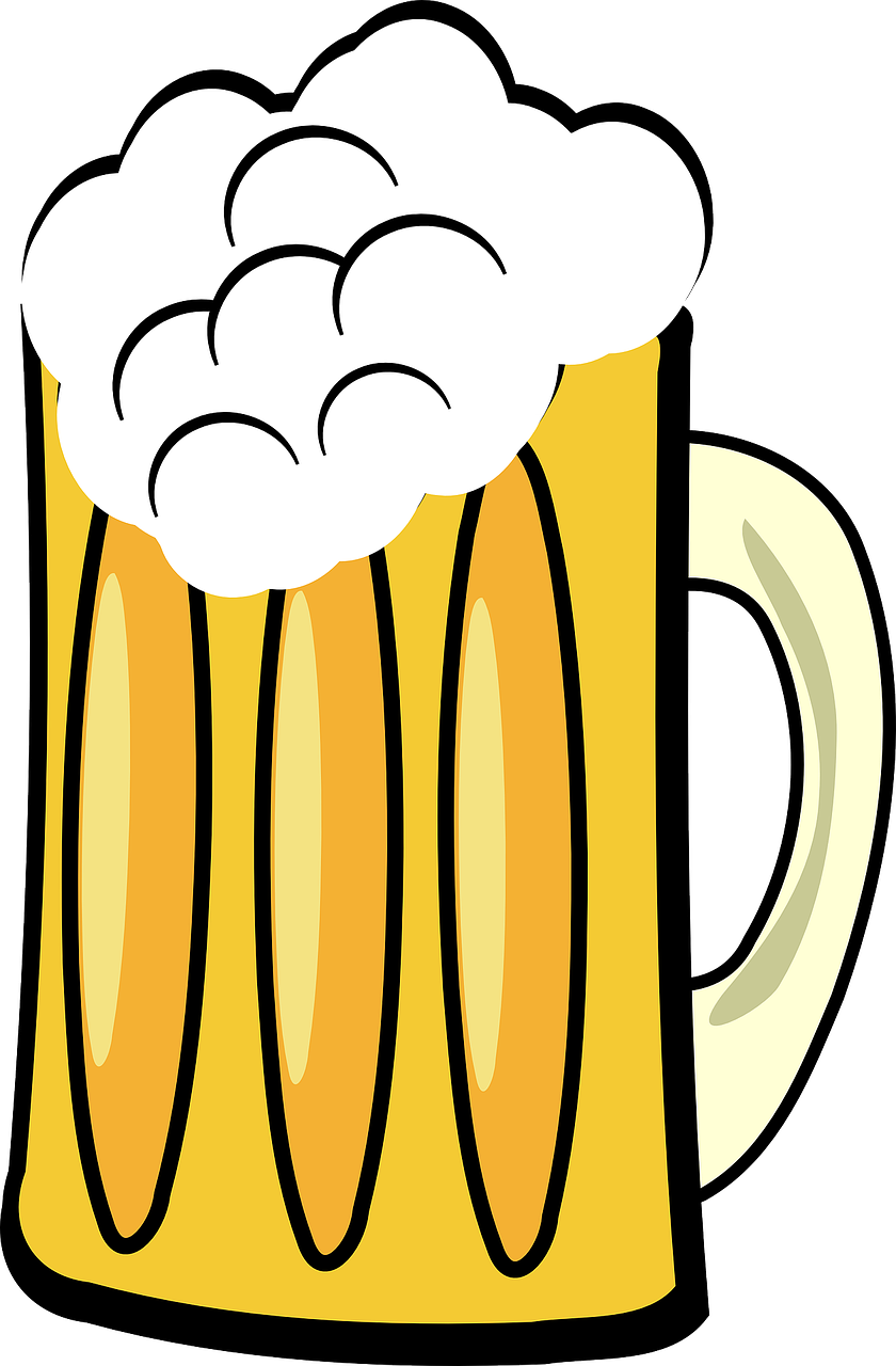 beer mug glass mug free photo