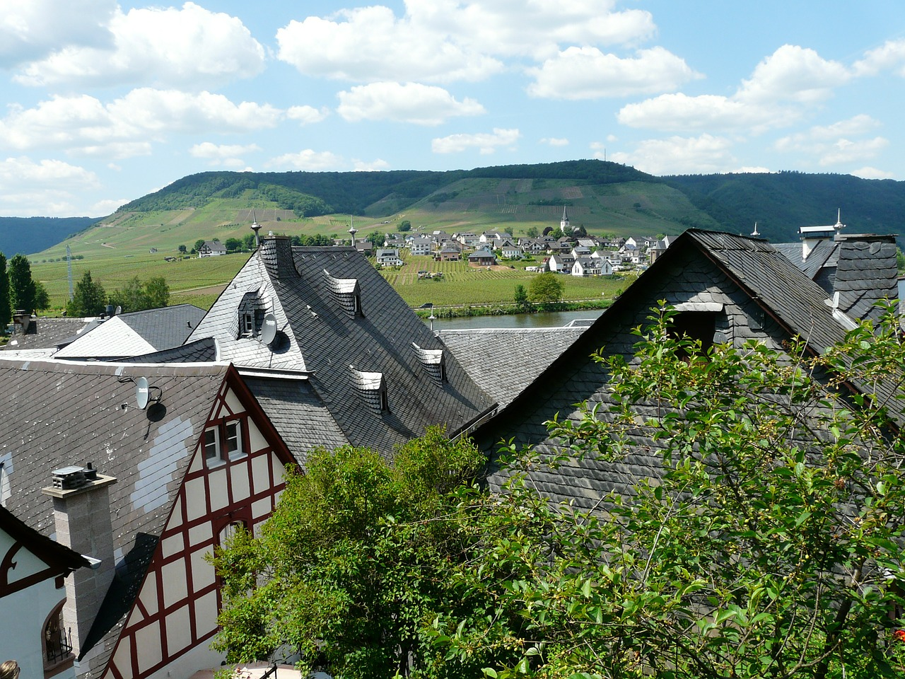 beilstein mosel city free photo