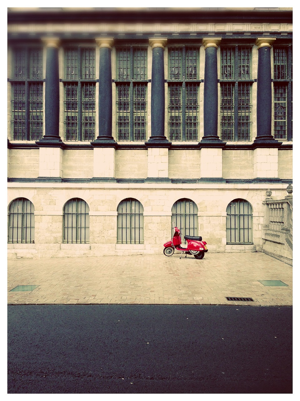belgium building roller free photo