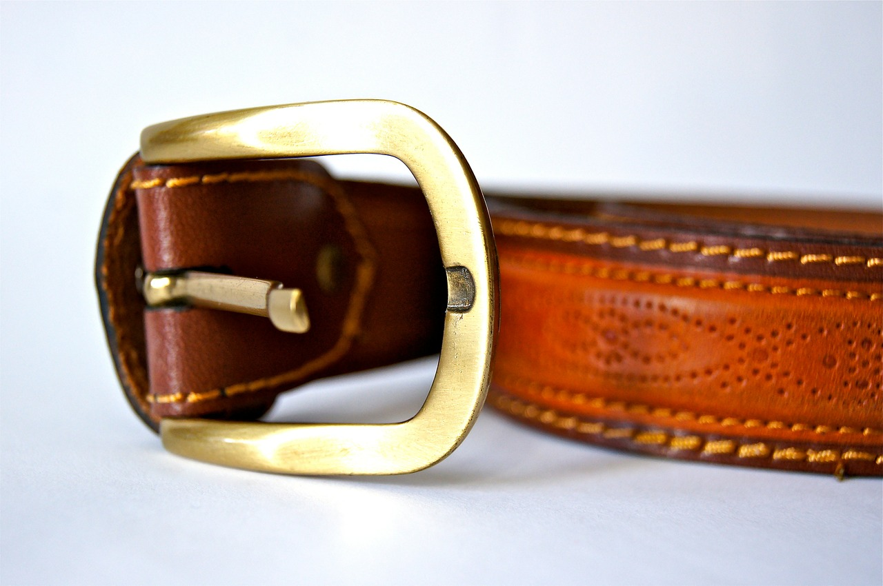 belts leather buckle free photo