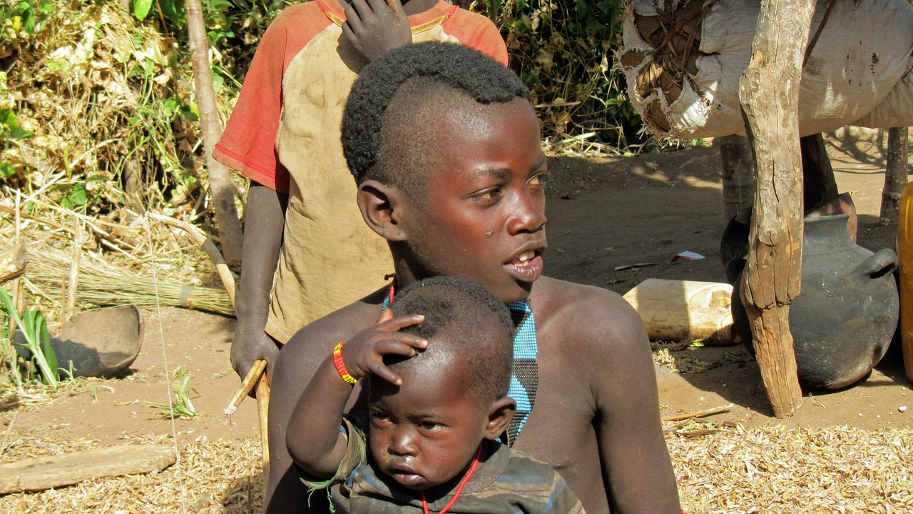benna ethiopia tribe free photo
