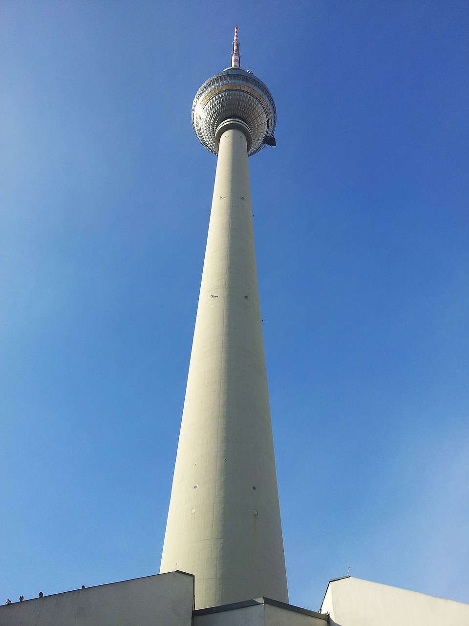 berlin alex tv tower free photo