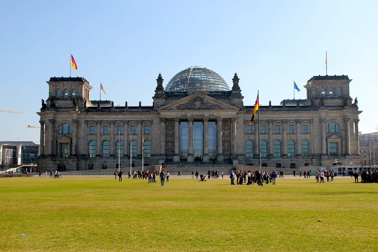 berlin reichstag government free photo