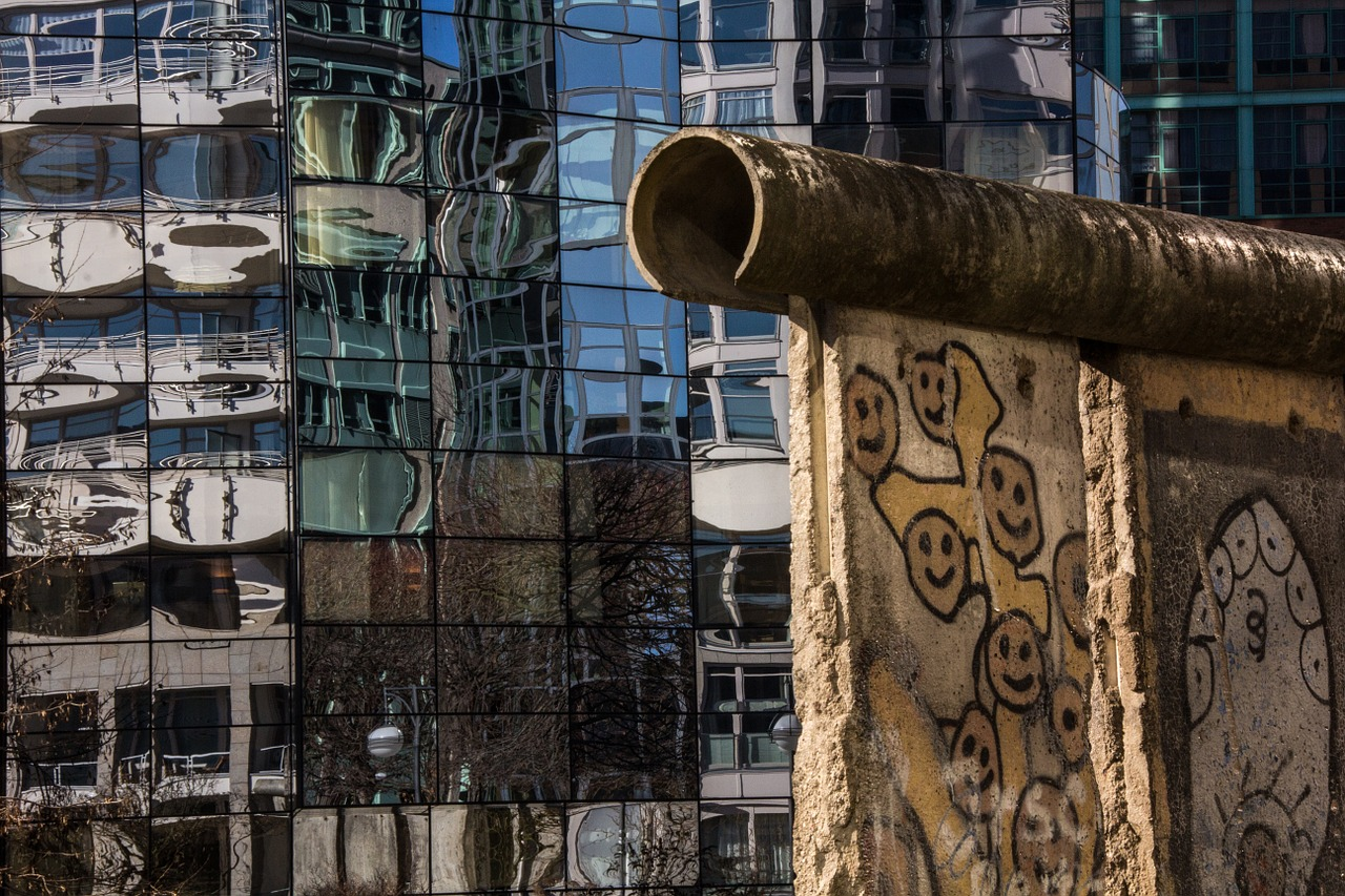 berlin wall wall berlin free photo