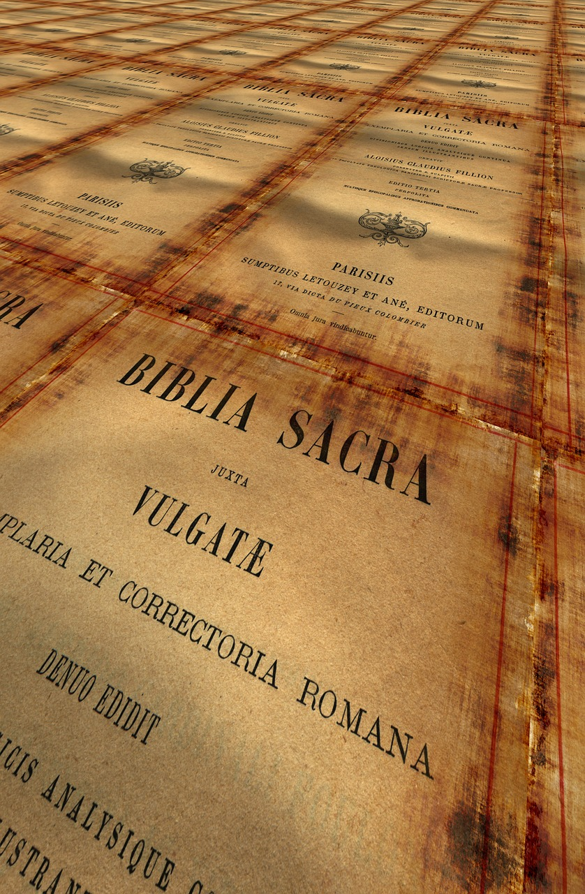 bible book old free photo