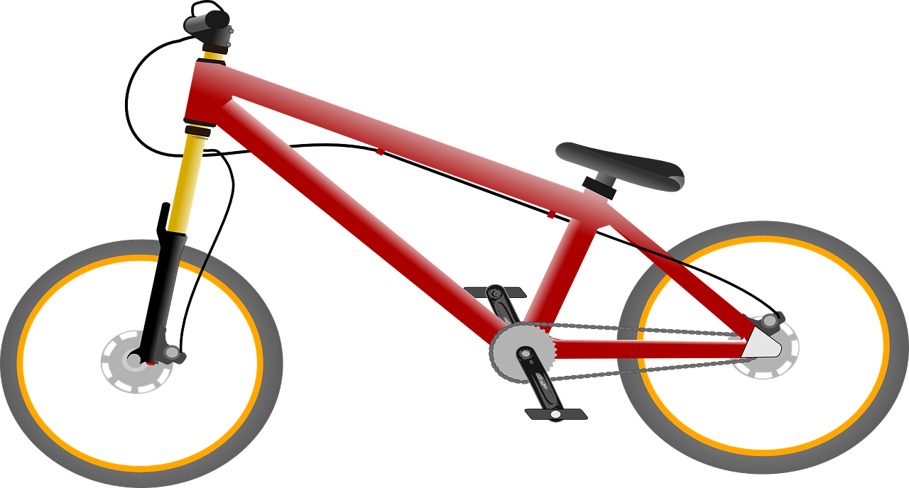bicycle,bike,cycle,transportation,two wheels,wheels,pedal,cycling,bicycling,biking,free vector graphics,free pictures, free photos, free images, royalty free, free illustrations, public domain