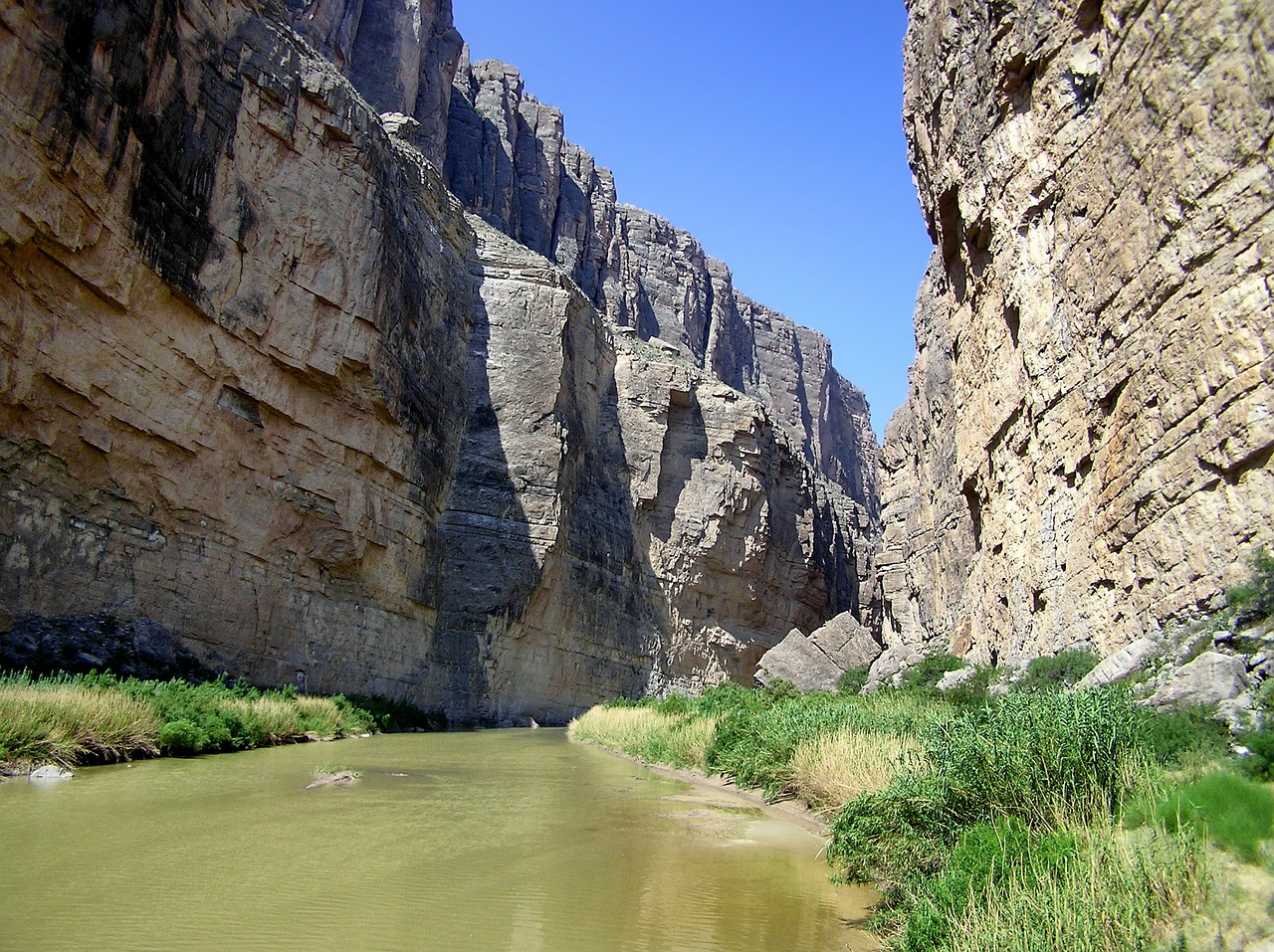 big bend texas landscape free photo