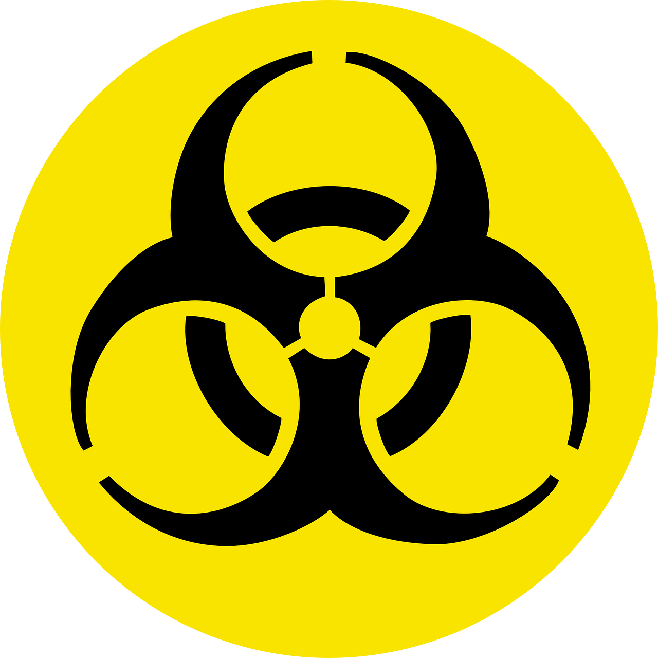 biohazard danger poisonous free picture