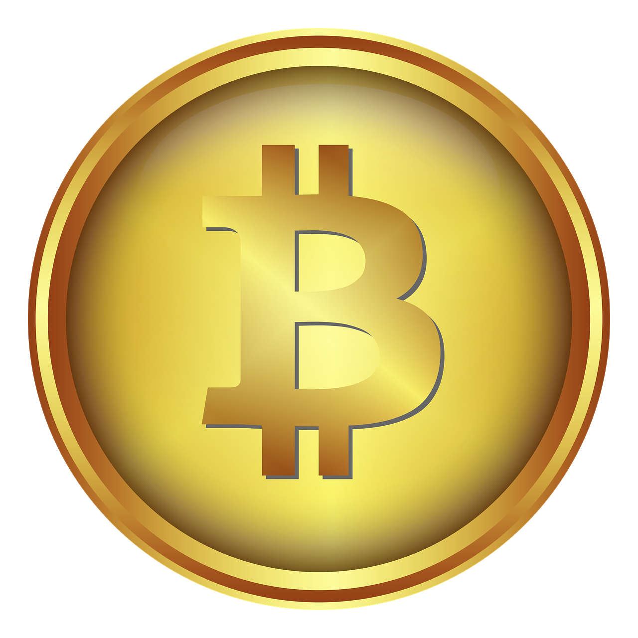 bitcoin currency coin free photo