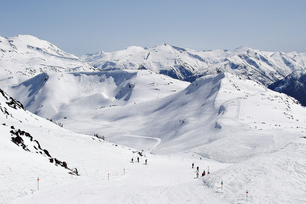 blackcomb whistler mountain free photo