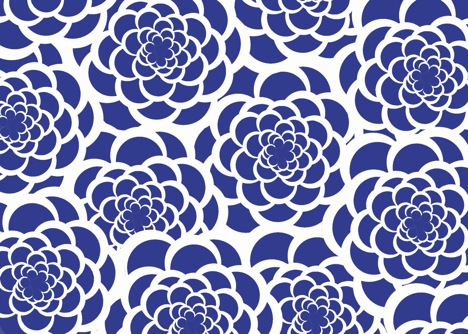 Navy Dark Blue White Flower Free Image From Needpix Com