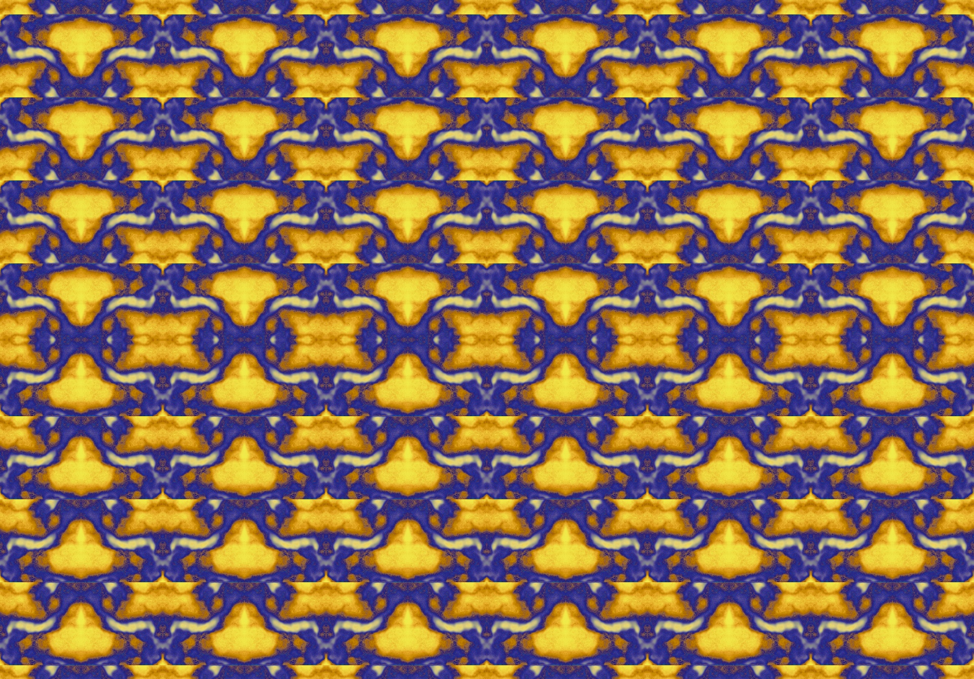 Blue Yellow Wallpaper Abstract Chain Free Photo From