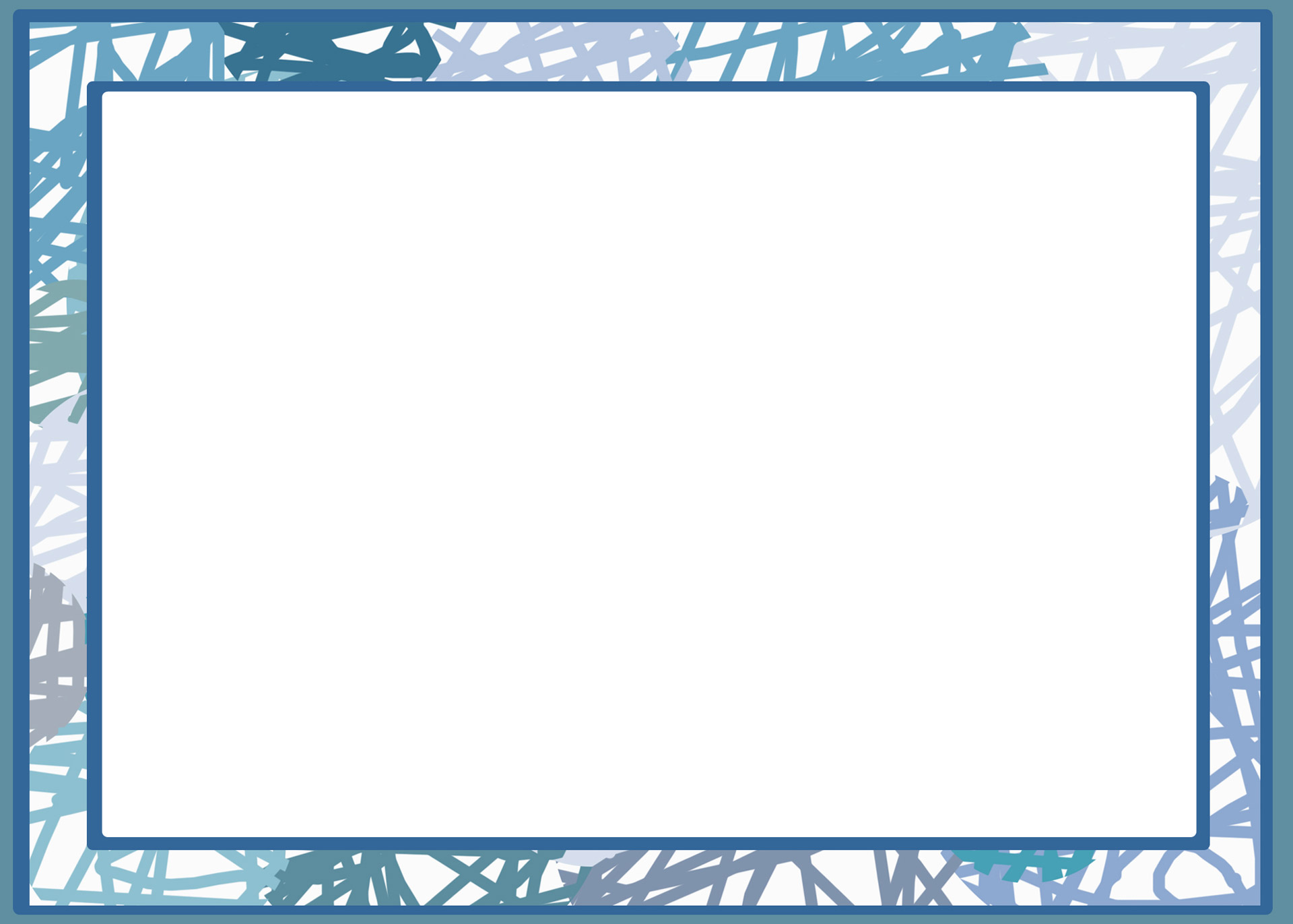 Blue Invitation Card Background Shower Free Image From