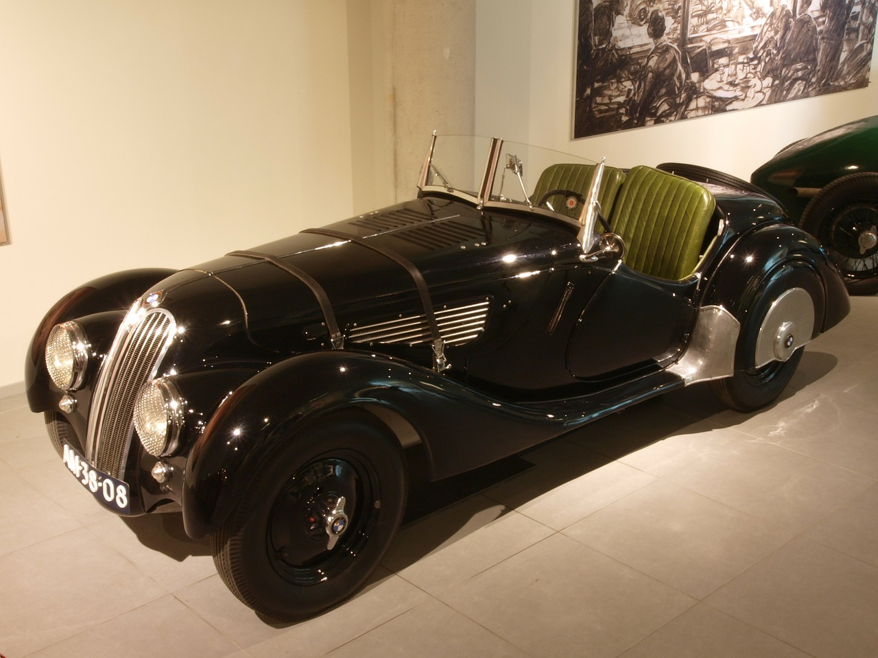 bmw 1938 car free photo