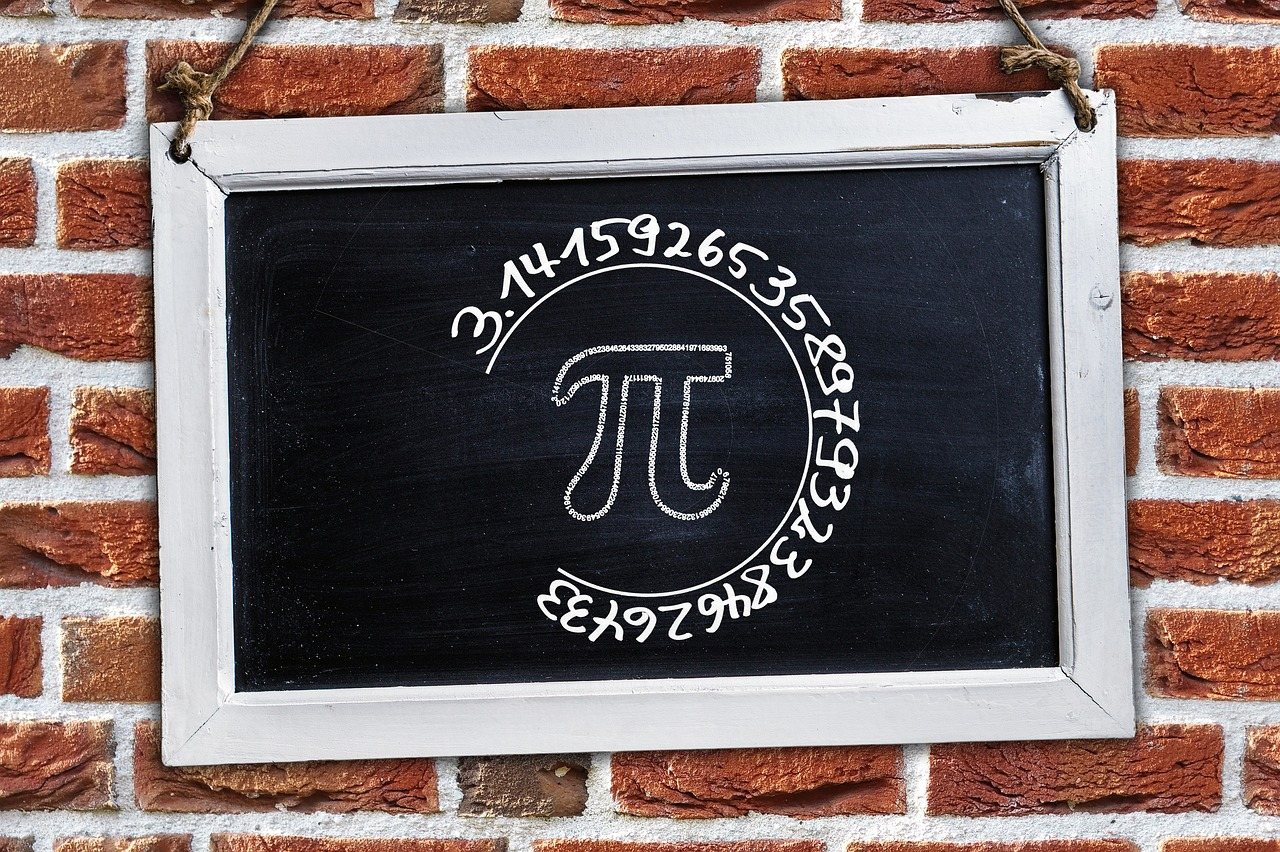 board font pi free photo