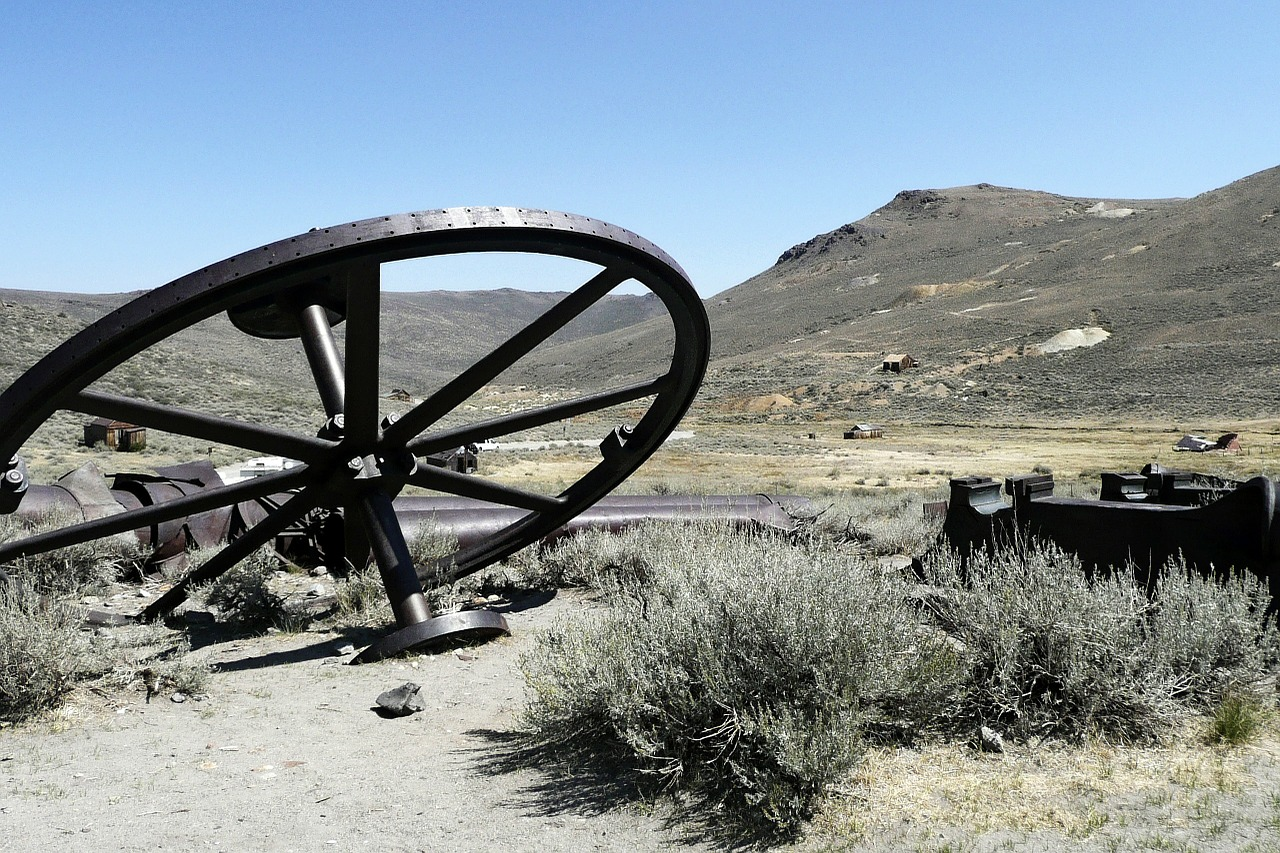 bodie ghost town california free photo