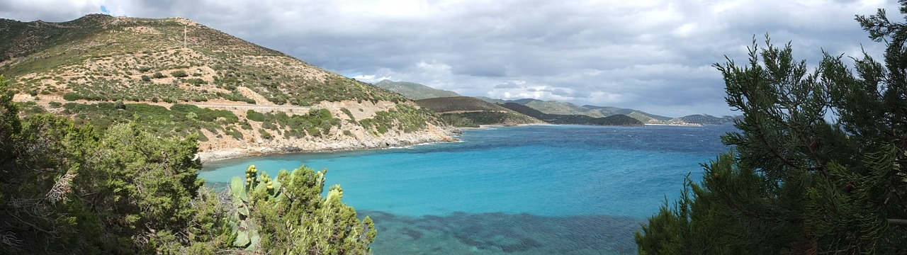 booked sardinia cala regina free photo
