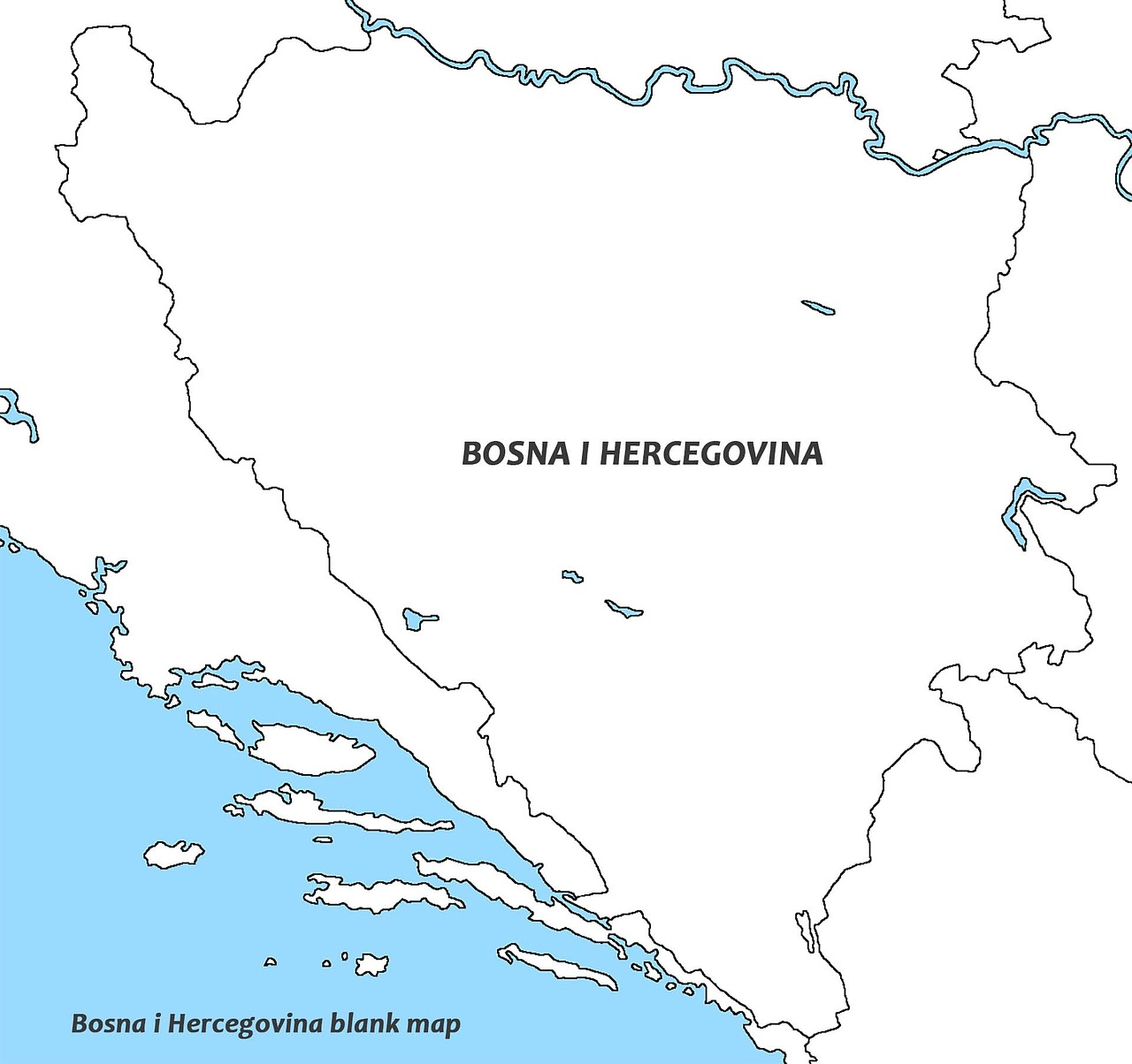 Picture of: Download Free Photo Of Bosnia And Herzegovina White Map World Balkans Empty Map Bosnia Herzegovina From Needpix Com