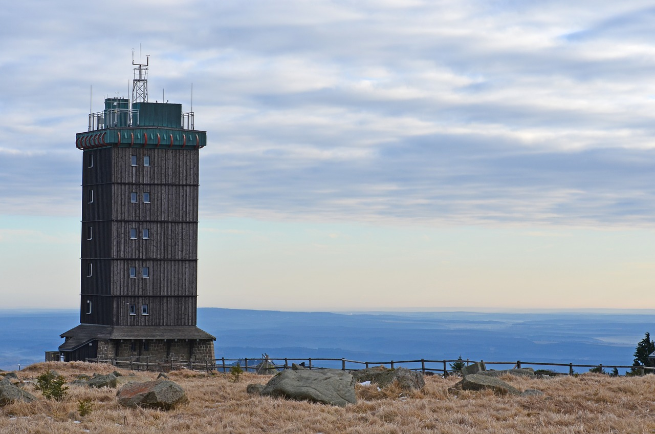 boulder,summit,weather station,view,brockenwirt,mountain,resin,hiking,mountains,weather,measuring station,free pictures, free photos, free images, royalty free, free illustrations, public domain