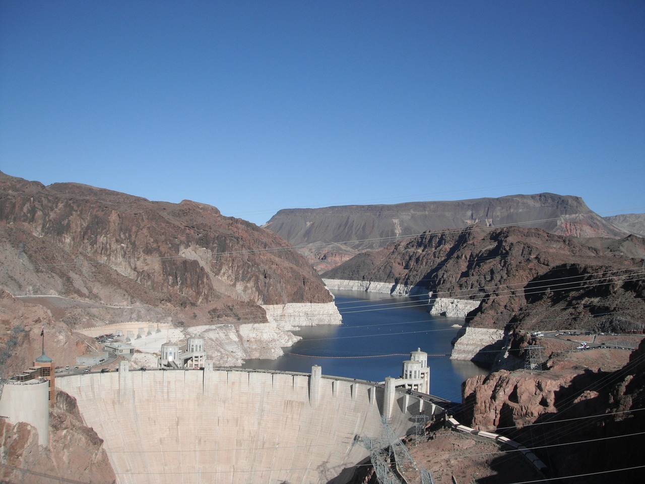 boulder dam las vegas nevada free photo