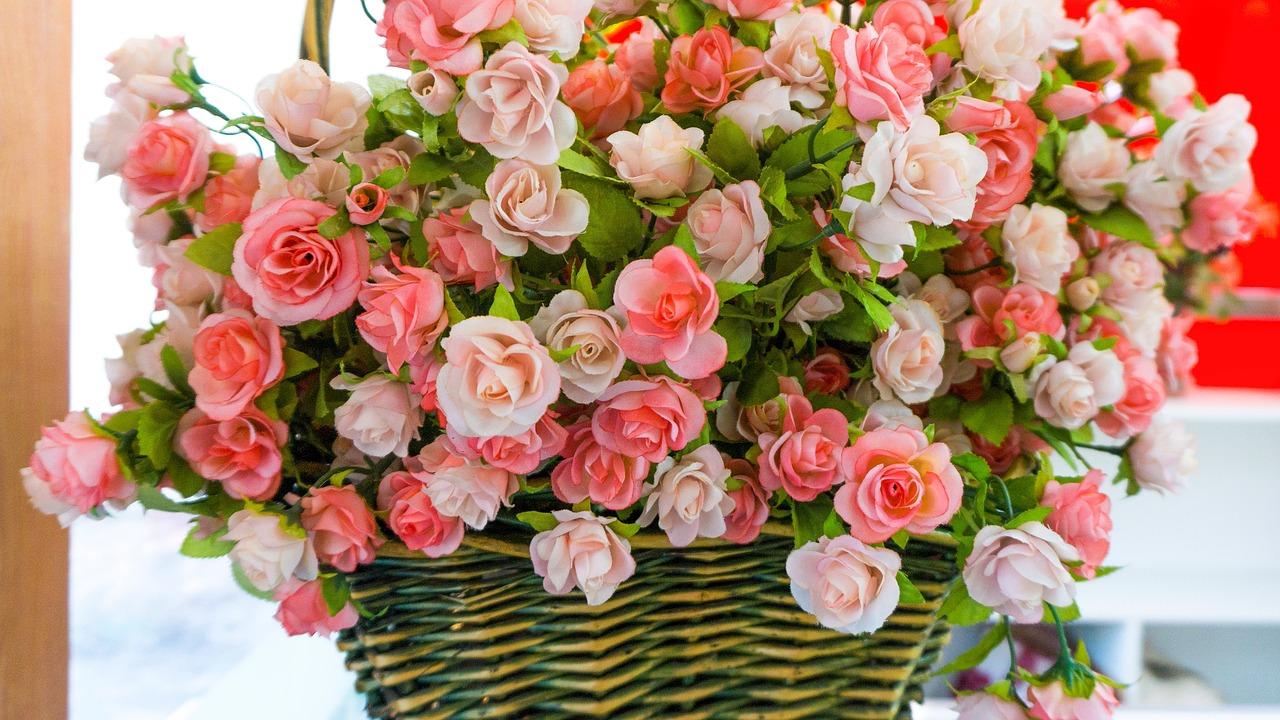Bouquet De Fleur Pour St Valentin bouquet de fleurs, rose, flowers, congratulations, floral