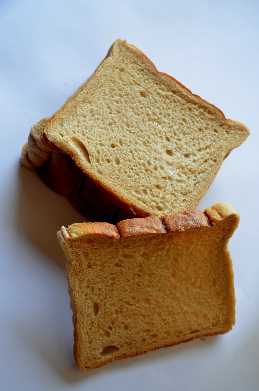 bread slices bread for toasting free picture