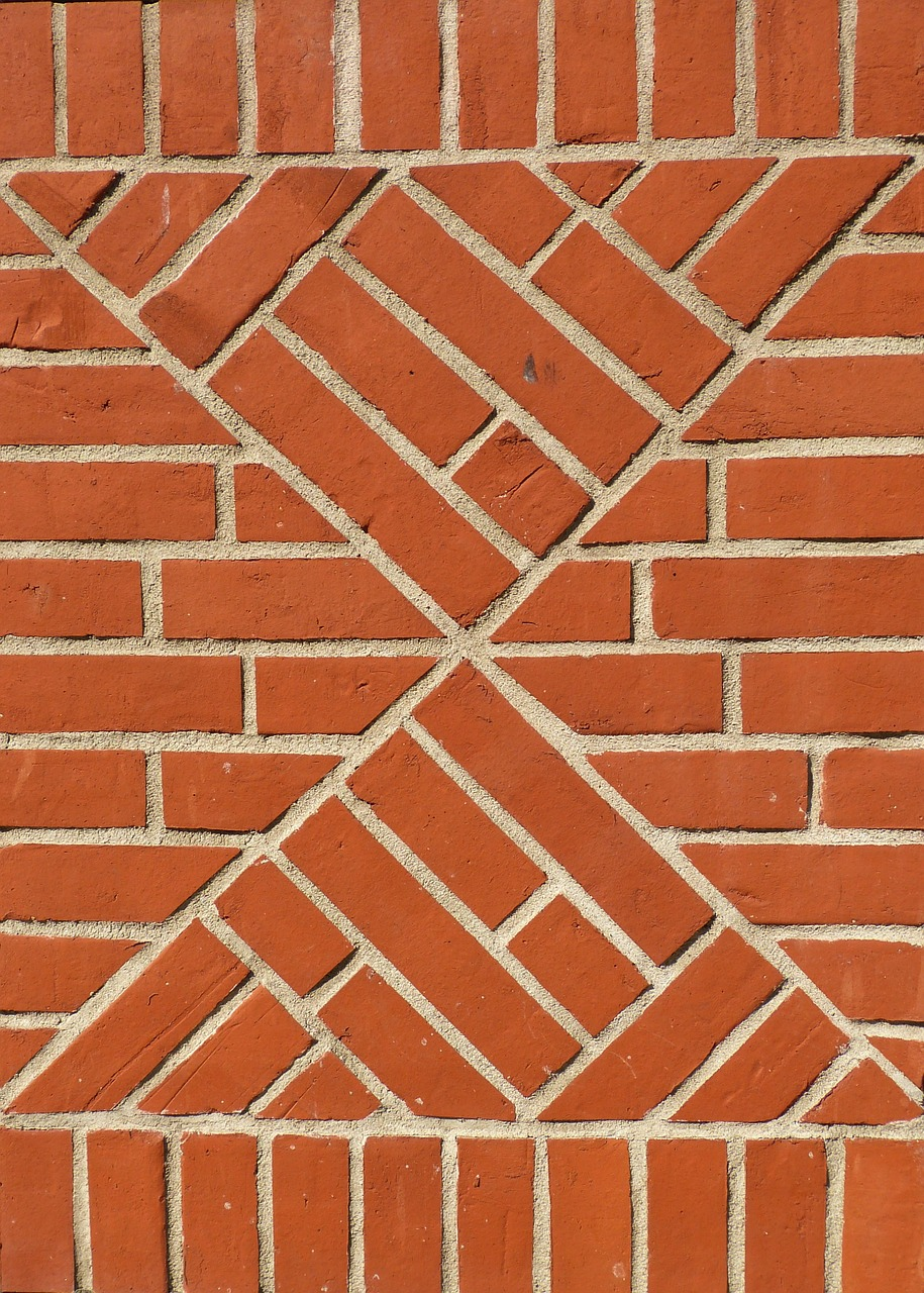 brick truss fachwerkhaus free photo