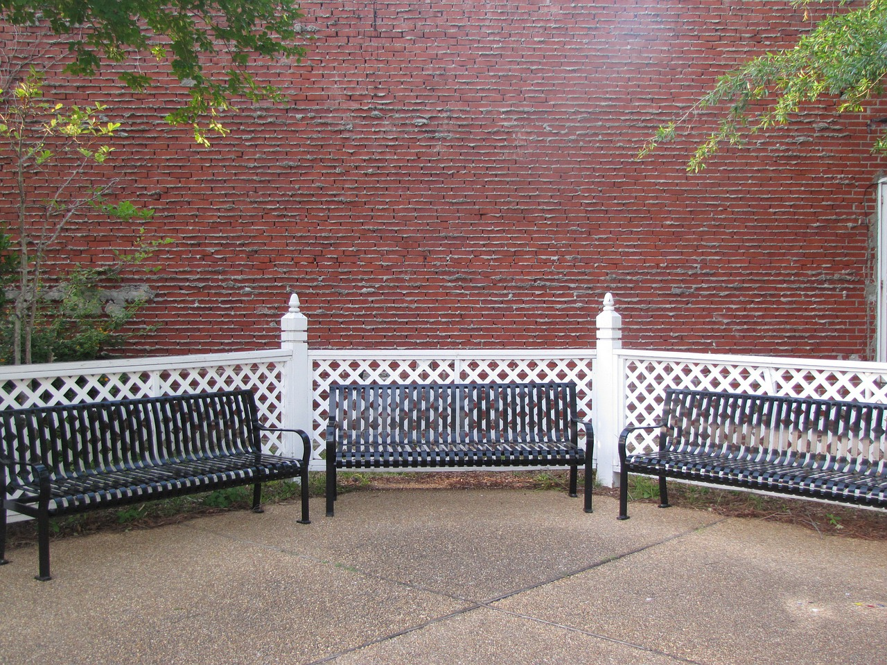 brick,wall,background,bench,rest,sit,relax,free pictures, free photos, free images, royalty free, free illustrations